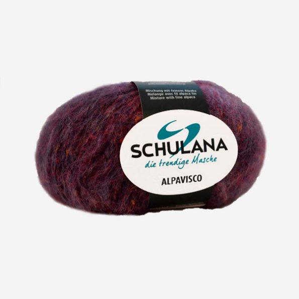 Schulana Alpavisco produktbild - Alpacka med viskos och polyamid