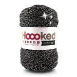 Lurex Black Sparkle
