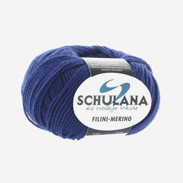Schulana Filini-Merino Produktbild - Det lättstickade garnet i lammull