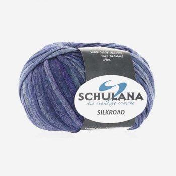 Schulana Silkroad Produktbild - Silke för älskare av bandgarn