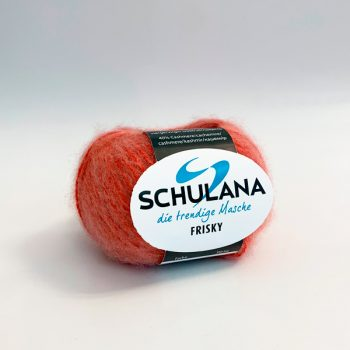Schulana Frisky produktbild - Lyxigaste och gosigaste blandningen