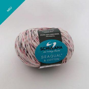 Schulana SEAQUAL & Cotton Print produktbild - Klimatsmart i bomull och polyester